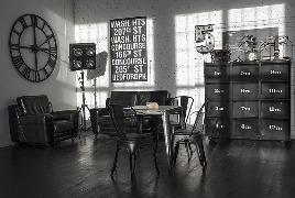Интерьер фотостудии для тематической фотосессии SIN CITY